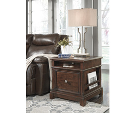 RECTANGULAR END TABLE LAVIDOR SIGNATURE