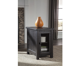 CHAIR SIDE END TABLE SHARLOWE SIGNATURE