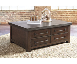 COCKTAIL TABLE WITH STORAGE STARMORE SIGNATURE
