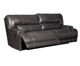 2 SEAT RECLINING POWER SOFA MCCASKILL SIGNATURE