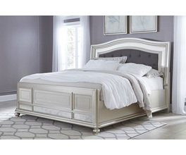 QUEEN UPH PANEL HEADBOARD CORALAYNE SIGNATURE