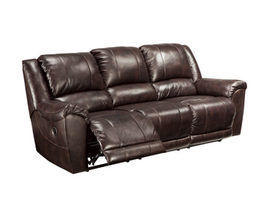 RECLINING SOFA YANCY SIGNATURE