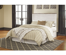 QUEEN/FULL PANEL HEADBOARD WILLOWTON SIGNATURE