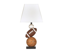 POLY TABLE LAMP (1/CN) NYX SIGNATURE