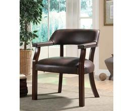 CHAIR (BROWN) FULLY KD
