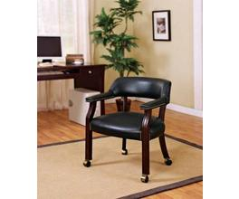 CHAIR (BLACK) FULLY KD