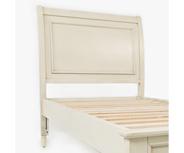 AVIGION IVORY TWIN PANEL HEADBOARD