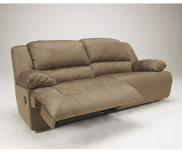 2 SEAT RECLINING SOFA HOGAN SIGNATURE