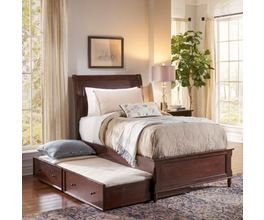 TRUNDLE BED UNIT- CASTERED