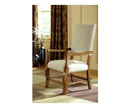 UPHOLSTERED ARM CHAIR (RTA) (2/CTN)