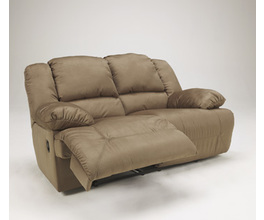 RECLINING LOVESEAT HOGAN SIGNATURE