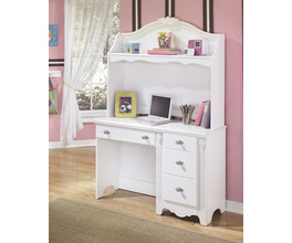 BEDROOM DESK HUTCH EXQUISITE SIGNATURE