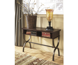 CONSOLE SOFA TABLE ZANDER SIGNATURE