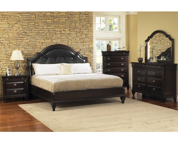 DAVENPORT KING HEADBOARD