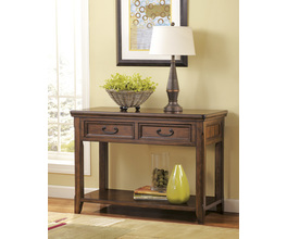 SOFA TABLE WOODBORO SIGNATURE