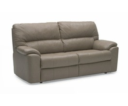 YALE SOFA RECLINER, 2 OVER 2*LTHR-0