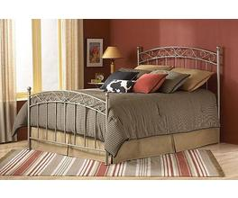 ELLSWORTH BED TWIN BED COMPLETE W/ FRAME