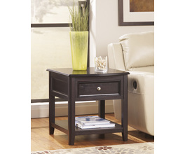 RECTANGULAR END TABLE CARLYLE SIGNATURE