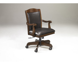 HOME OFFICE SWIVEL DESK CHAIR PORTER SIGNATURE