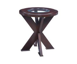 QUIMBY ROUND END TABLE