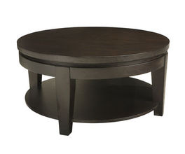 ASIA ROUND COFFEE TABLE*PG125