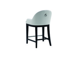 HAVEN COUNTER STOOL - IVORY LEATHER
