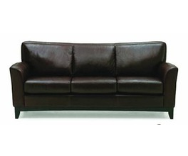 INDIA LOVESEAT*LTHR-0