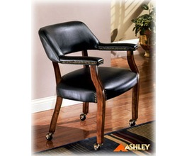 ARM CHAIR BLACK