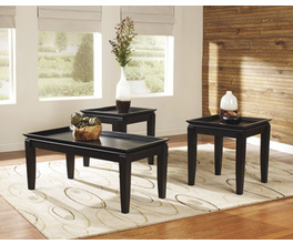 OCCASIONAL TABLE SET (3/CN) DELORMY SIGNATURE