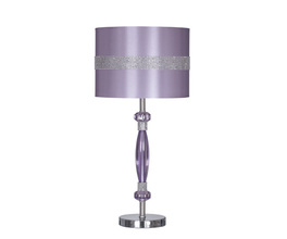 METAL TABLE LAMP (1/CN) NYSSA SIGNATURE