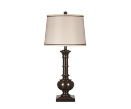 METAL TABLE LAMP (2/CN) OAKLEIGH SIGNATURE