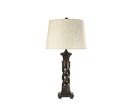 POLY TABLE LAMP (2/CN) FALLON SIGNATURE