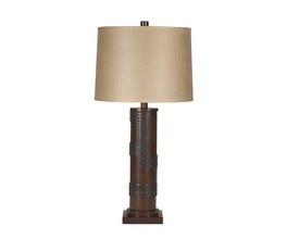 POLY TABLE LAMP (2/CN) ORIEL SIGNATURE