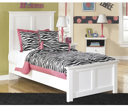 TWIN PANEL FOOTBOARD BOSTWICK SHOALS SIGNATURE