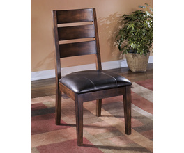 DINING UPH SIDE CHAIR (2/CN) LARCHMONT SIGNATURE