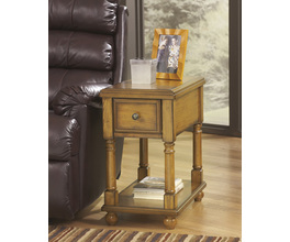 CHAIR SIDE END TABLE BREEGIN SIGNATURE