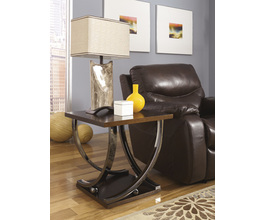 SQUARE END TABLE ROLLINS SIGNATURE