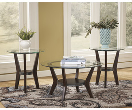 OCCASIONAL TABLE SET (3/CN) FANTELL SIGNATURE