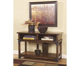 CONSOLE SOFA TABLE MURPHY SIGNATURE