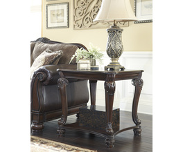 SQUARE END TABLE NORCASTLE SIGNATURE