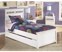 TRUNDLE UNDER BED STORAGE ZAYLEY SIGNATURE
