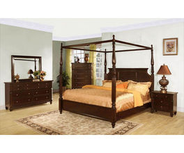 KING/CALIFORNIA KING CANOPY HEADBOARD