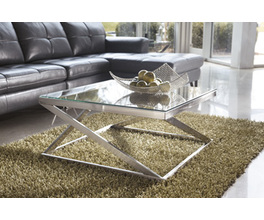 SQUARE COCKTAIL TABLE COYLIN SIGNATURE