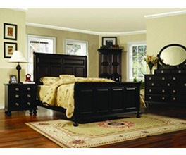VICTORY 8P BEDROOM SET-ARMOIRE TOP