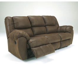 RECLINING SOFA QUARTERBACK SIGNATURE