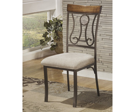 DINING UPH SIDE CHAIR (4/CN) HOPSTAND SIGNATURE