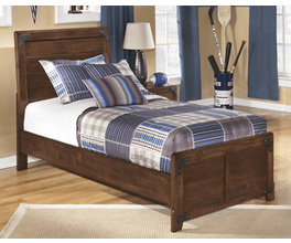 TWIN PANEL HEADBOARD/FOOTBOARD DELBURNE SIGNATURE