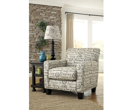 ACCENT CHAIR ALENYA SIGNATURE