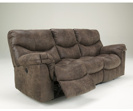 RECLINING POWER SOFA ALZENA SIGNATURE