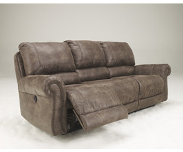 RECLINING POWER SOFA OBERSON SIGNATURE